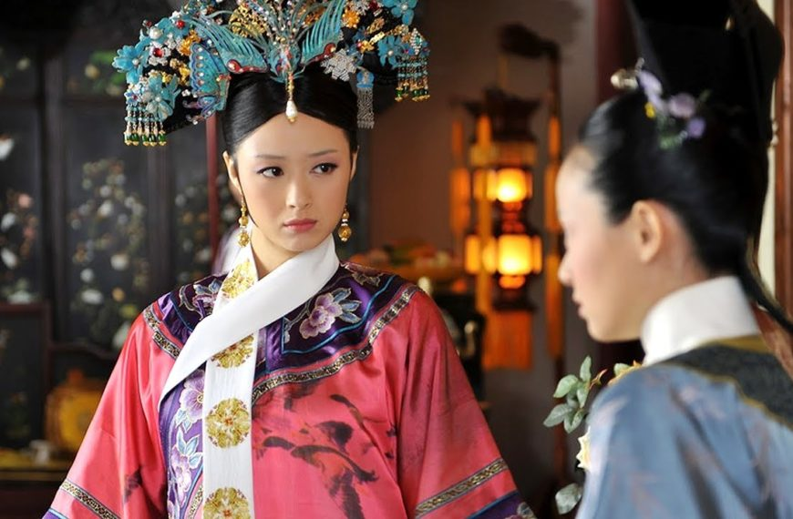 Empresses in the Palace – Ep 30 + 31A: The Secret Behind the Fragrance