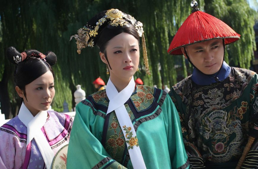 Empresses in the Palace – Ep 39+40: Game. Set. Match.