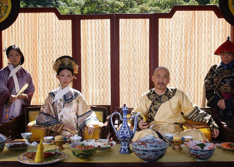Empresses in the Palace – Ep 34: The Butterfly Effect