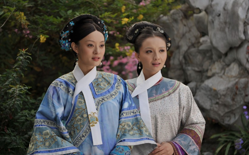 """Empresses in the Palace – Ep 32+33: Being """"Slapped Out of It"""""""