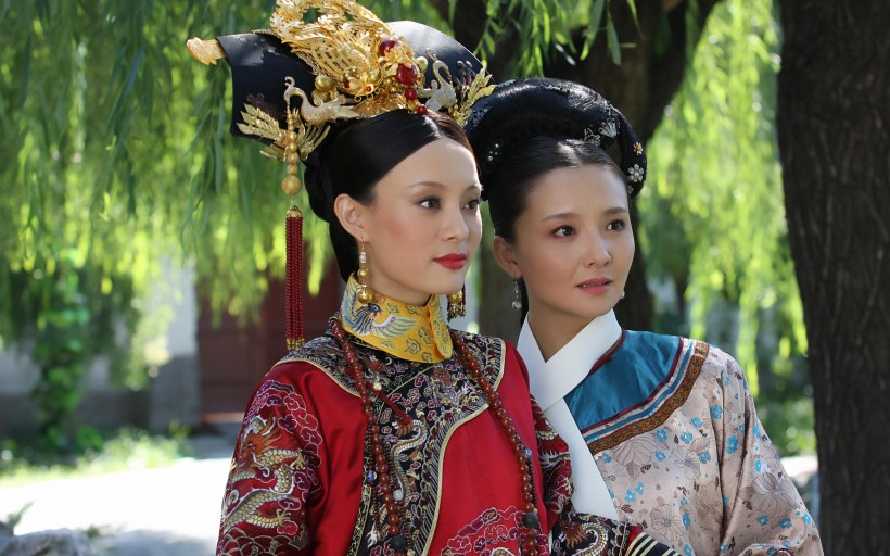 Empresses in the Palace – Ep 19+20: Historical Beauties and Silk Brocades